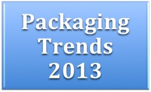 Packaging Trends 2013